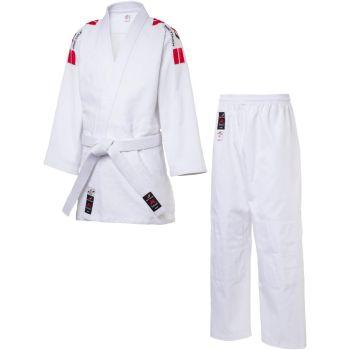 Pro Touch KEIKO, moški kimono, bela