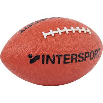 Intersport KICK OFF INT, žoga za ameriški nogomet, rjava