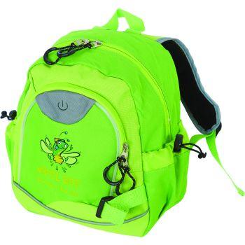 Wheel Bee KIDDY BEE 2.0, otroški nahrbtnik, zelena