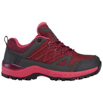 McKinley KONA IV AQX JR, pohodni čevlji, rdeča