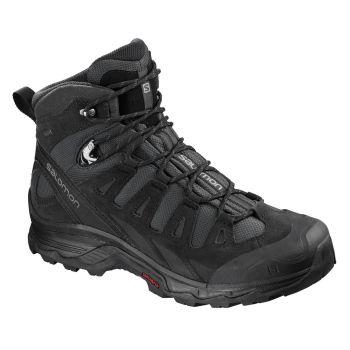Salomon QUEST PRIME GTX, moški pohodni čevlji, črna