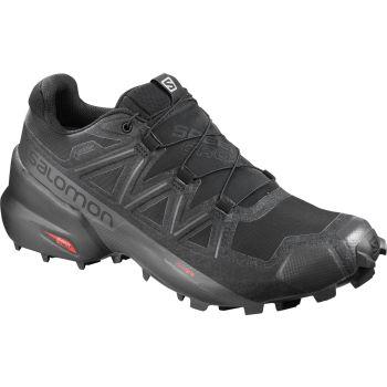 Salomon SPEEDCROSS 5 GTX, moški trail tekaški copati, črna