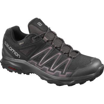 Salomon SHOES LEONIS GTX W, pohodni čevlji, vijolična