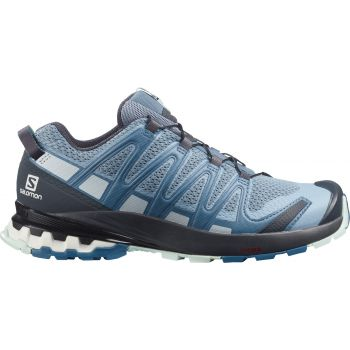 Salomon XA PRO 3D V8 W, ženski trail tekaški copati, modra