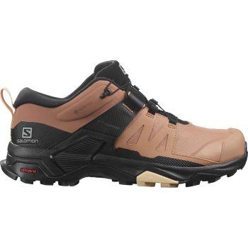 Salomon X ULTRA 4 GTX W, pohodni čevlji, črna