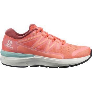 Salomon SONIC 4 CONFIDENCE W, ženski tekaški copati, rdeča