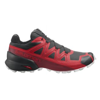 Salomon SPEEDCROSS 5, moški tekaški copati, rdeča