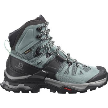 Salomon QUEST 4 GTX W, ženski pohodni čevlji, zelena