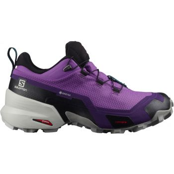 Salomon CROSS HIKE GTX W, pohodni čevlji, vijolična