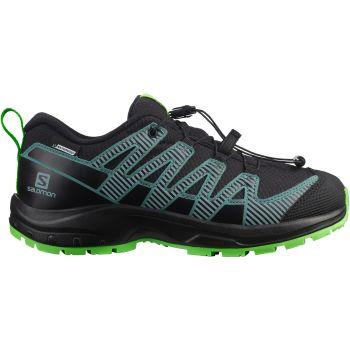 Salomon XA PRO 3D V8 CSWP J, pohodni čevlji, črna