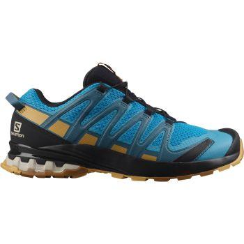 Salomon XA PRO 3D V8, moški trail tekaški copati, modra