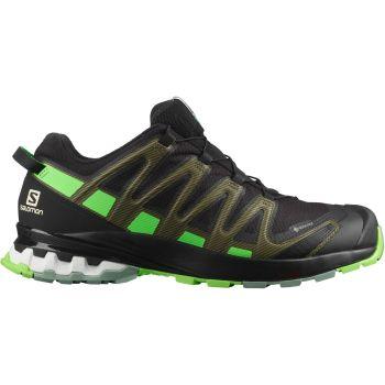 Salomon XA PRO 3D V8 GTX, moški trail tekaški copati, črna