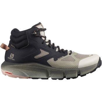 Salomon PREDICT HIKE MID GTX W, ženski pohodni čevlji, črna
