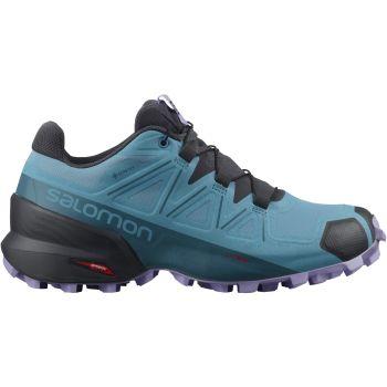 Salomon SPEEDCROSS 5 GTX W, ženski trail tekaški copati, modra