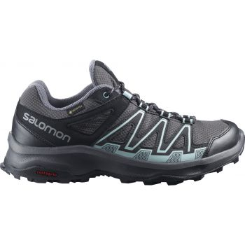 Salomon LEONIS GTX W, pohodni čevlji, vijolična