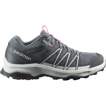 Salomon LEONIS W, pohodni čevlji, siva