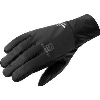 Salomon EQUIPE GLOVE U, rokavice, črna