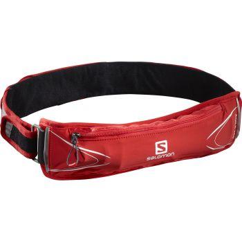 Salomon AGILE, tekaška torbica, rdeča