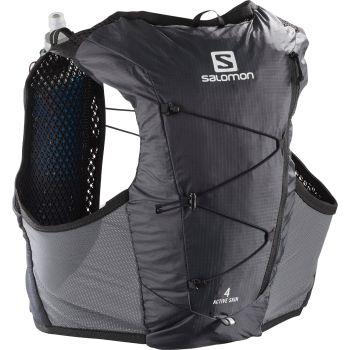 Salomon ACTIVE SKIN 4 SET, nahrbtnik, črna