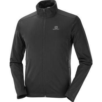 Salomon GTX WS SSHELL JKT M, moška jakna, črna