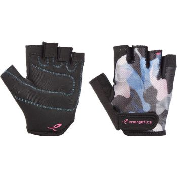 Energetics LFG350, ženske fitnes rokavice, črna
