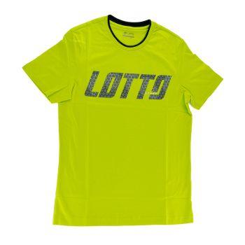 Lotto LOGO III TEE JS, moška majica, rumena