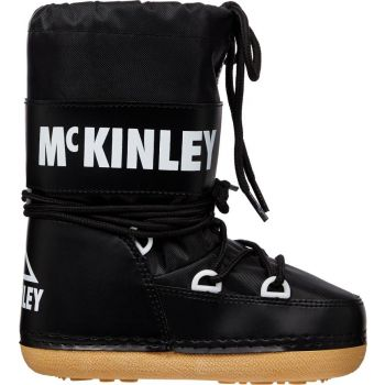 McKinley LUNA II JR, otroški čevlji, črna