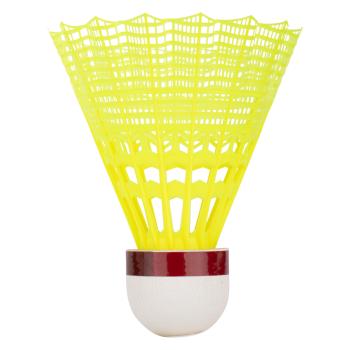Yonex MAVIS 600 FAST, žogica za badminton, rumena