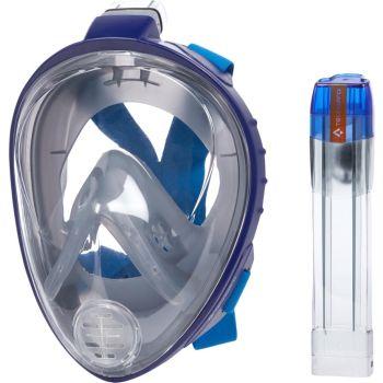 Tecnopro M9 C, potapljaška maska, siva