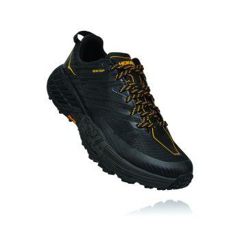 Hoka One One SPEEDGOAT 4 GTX, moški trail tekaški copati, črna