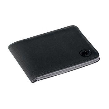 Mammut FLAP, denarnica, črna