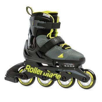Rollerblade MAXX, otroški rolerji, siva