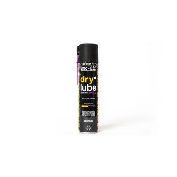 Muc-off DRY PTFE CHAIN LUBE 0,4L, set za vzdrževanje