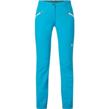McKinley BEIRA III WMS, ženske pohodne hlače, modra