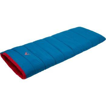 McKinley CAMP FLANELLE, spalna vreča, modra