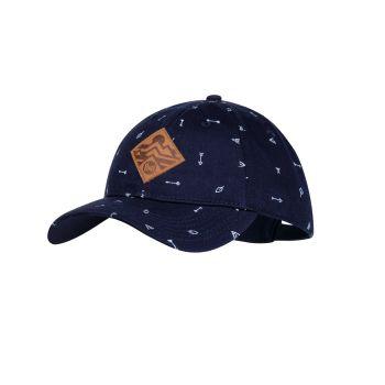 Buff BASEBALL CAP ARROWS, kapa, modra
