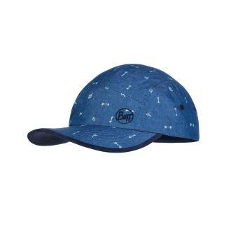 Buff 5 PANELS CAP ARROWS, kapa, modra
