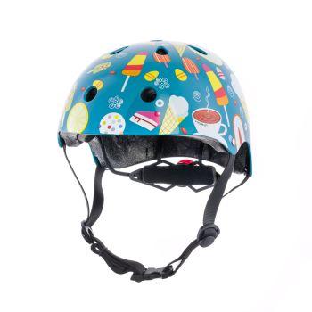 Hornit MINI HORNIT, otroška kolesarska čelada, večbarvno