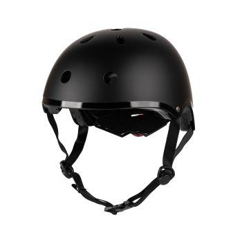Hornit MINI HORNIT, otroška kolesarska čelada, črna