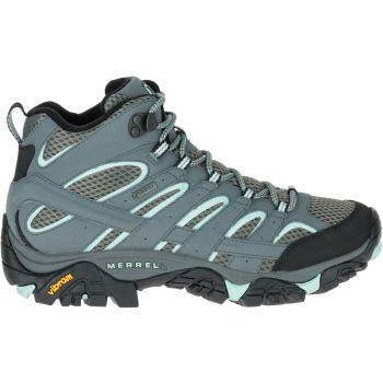 Merrell MOAB 2 MID GTX, ženski pohodni čevlji, siva
