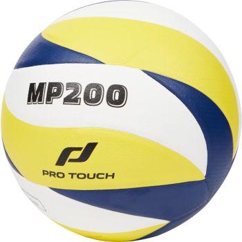 Pro Touch MP-200, odbojkarska žoga, bela