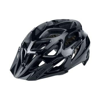 Alpina MYTHOS 3.0, kolesarska čelada, črna