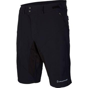 Nakamura GRAVEL SHORTS, moške hlače, črna