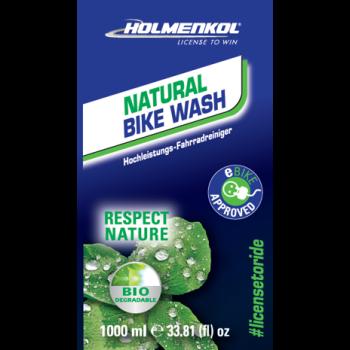 Holmenkol NATURAL BIKE WASH, pripomoček za nego