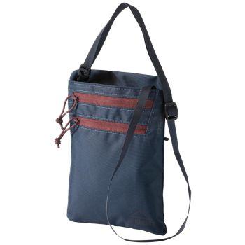McKinley NECK WALLET RFID, torbica za denar, modra