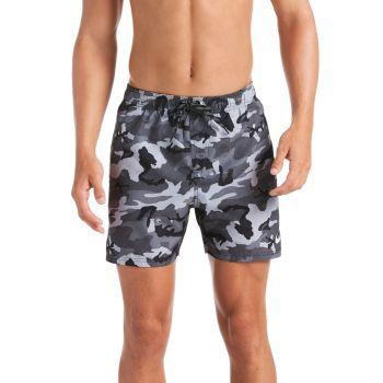 Nike Swim CAMO VITAL, kopalke, črna