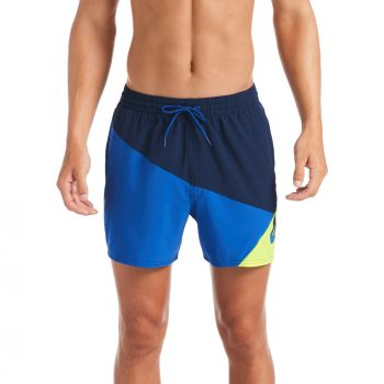 Nike Swim LOGO JACKKNIFE, kopalke, modra