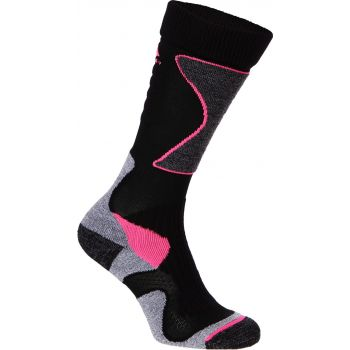 McKinley NEW NILS, nogavice ž.smu, črna