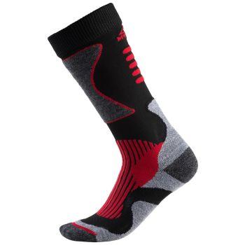 McKinley NEW NILS, moške smučarske nogavice, črna