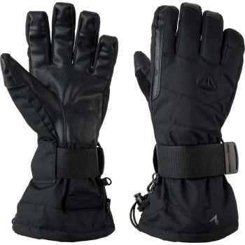 McKinley NEW VOLKER II UX, moške rokavice, črna